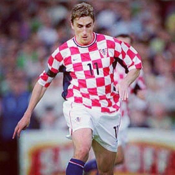 Alen Boksic, powerful croatian striker #boksic #croatia #juventus #lazio #marseille #olympique #juve #football #worldcup #soccer #futbol