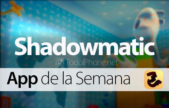 Conoce sobre Shadowmatic – App de la Semana en iTunes