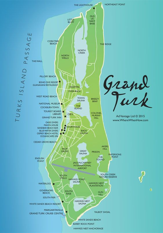 A map of Grand Turk in the Turks and Caicos Islands. http://www.tripadvisor.com/Restaurant_Review-g147396-d1309608-Reviews-Jack_s_Shack-Grand_Turk_Turks_and_Caicos.html