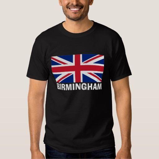 Birmingham in White Shirt