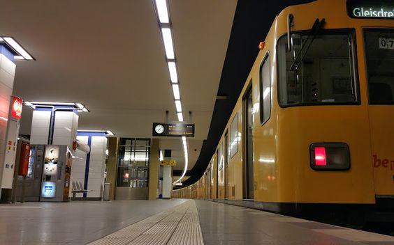 U-Bahnhof Berlin-Pankow
