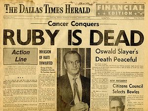Image result for jack ruby death