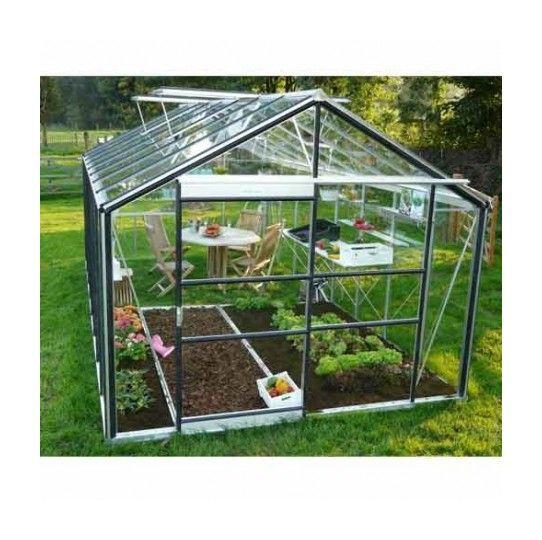 Serre De Jardin En 2020 Serre Jardin Maison Verte Et Serre De