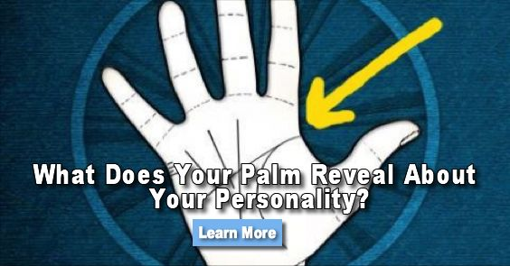 Palm reading is the best way to reveal who you truly are!