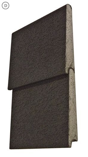 TrimLock Acrylic Stucco Siding, gives the look of siding with the durability of stucco adding extra insulation (R5+) leaving your home warmer in the winter and cooler in the summer.  www.trimlock.ca