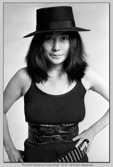 Image result for yoko ono young