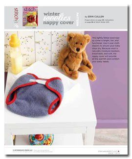 Diaper cover pattern - download