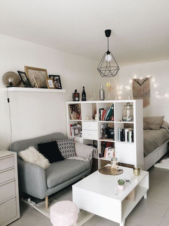 Small Living Room Ideas For Studio, Furniture For Studio Apartments