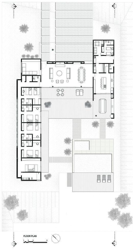 Les 9 meilleures images à propos de Planos de casas sur Pinterest - les meilleurs plans de maison
