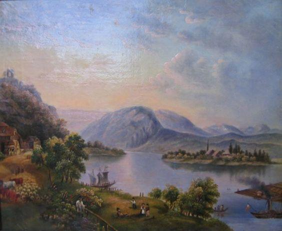 William Guy Wall (1792 – 1864) – Pintor Irlandês_6