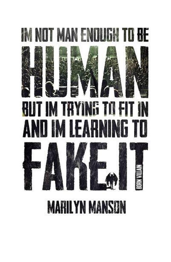 Lyric antichrist superstar lyrics meaning : Marilyn Manson ~ The Gardener (Born Villain) | marilyn manson ...