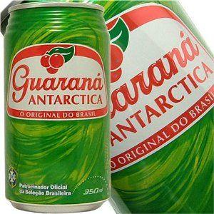 Guaraná Antarctica! O melhor!