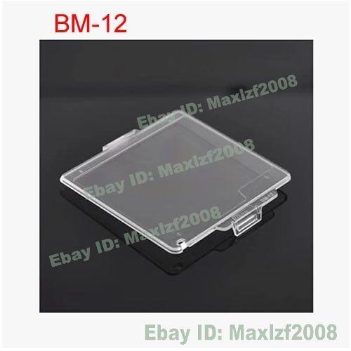 LCD Monitor Screen Protector Cover BM-12 For Nikon D800 800E