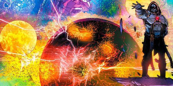 Darkseid: DC Comics