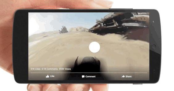 Facebookが360度動画に自動モードを設定するGuideや視聴者の関心を示すHeatmapなどのツールを発表