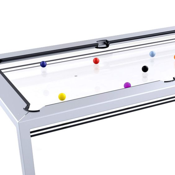 G4 Glass Pool Table With LED Lighting By Elite Innovations. Available At  Quantum Play.com ~ Delivering Superior Entertainment ~   G4 Pool Table    Pinterest ...