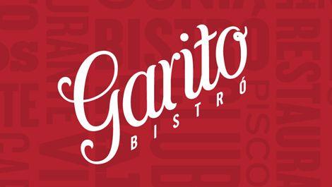 Diseño de la identidad para el Garito Bistró. Restaurante/club ubicado en Perú especializado en tapas, copas y vinos