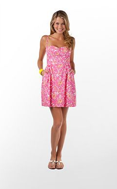 Lilly Pulitzer dresses!