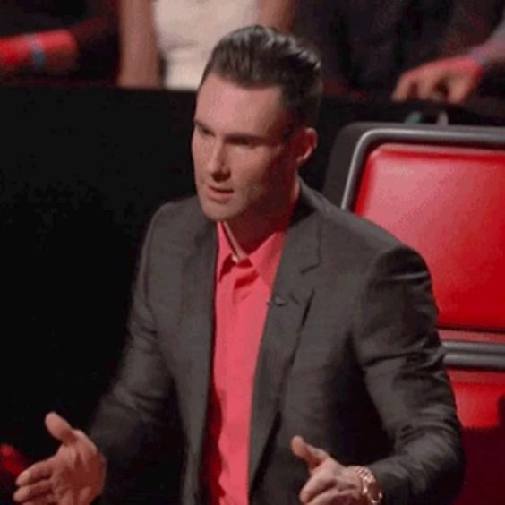 """""""*turns weekend mode on*  #TheVoice"""""""