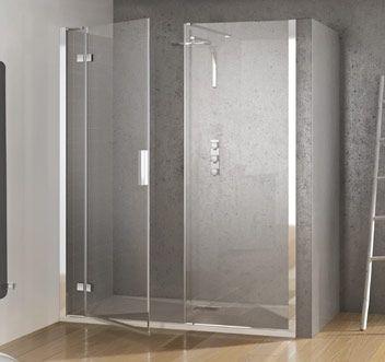 ... porte ammenagement salle salle de bain douche kinedo parois de porte