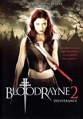 BloodRayne 2 Deliverance (Natassia Malthe) | Fantasy ...