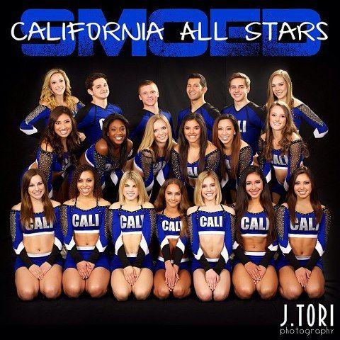 The California Allstars - Home Page