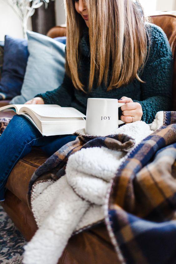 recipe for a perfect snow day. - dress cori lynn