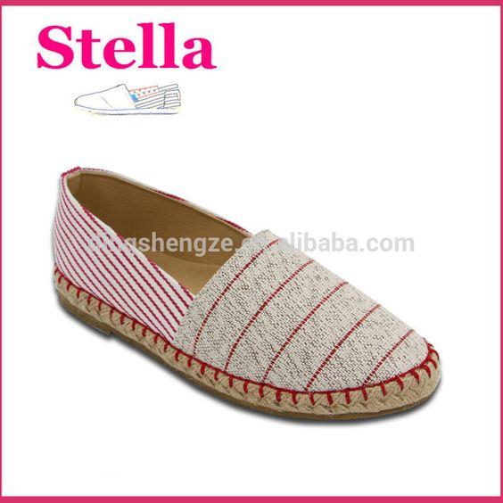 Niños de lona para hombre suelas de zapatos barato de la fábrica yute suela alpargatas,