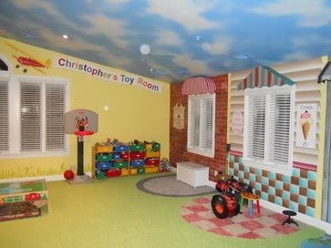 Toy Room Project traditional kids