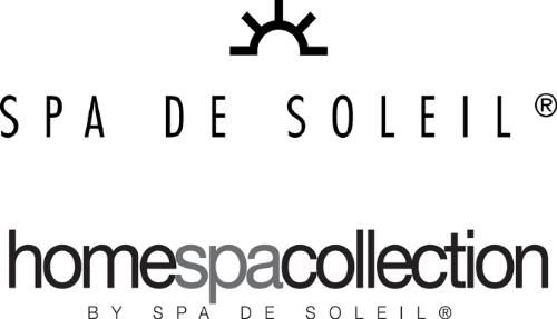 Spa De Soleil and HomeSpaCollection Logos.  (PRNewsFoto/Spa de Soleil Manufacturing Inc.)