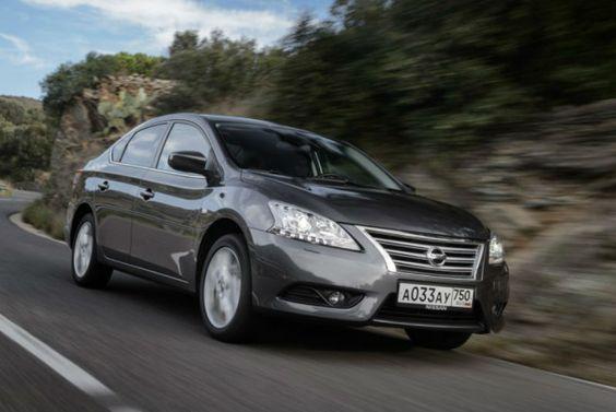 Nissan Motor приостанавливает выпуск Nissan Sentra в России