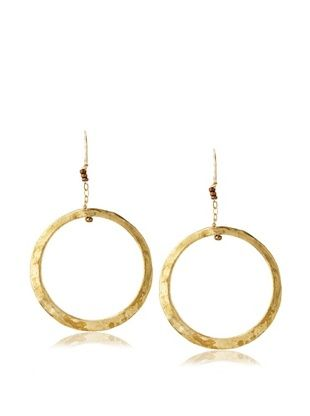 55% OFF Karlita Designs New Era Circle Hoops