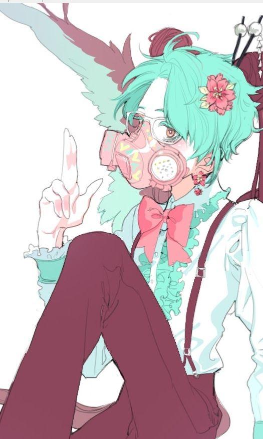 Pastel boy: