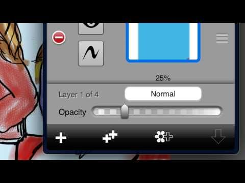 Sketchbook Pro For iPad Intro Tutorial: Getting Started