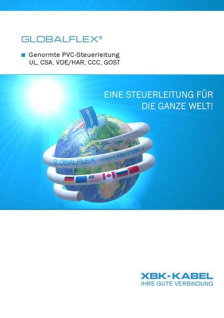XBK-KABEL Genormte PVC-Steuerleitung UL, CSA, VDE/HAR, CCC, GOST