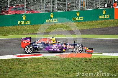Red Bull RB11 F1 Driven By Daniil Kvyat At Monza - Download From Over 35 Million High Quality Stock Photos, Images, Vectors. Sign up for FREE today. Image: 58943349