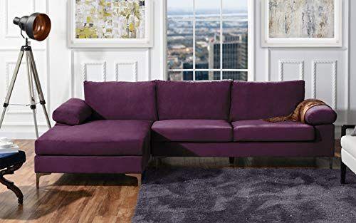 Living Room Sectional Sofa Divano Roma Furniture Modern Large