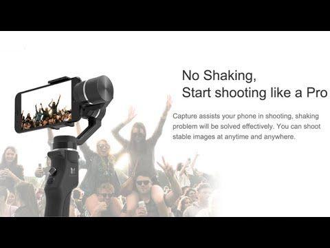 Funsnap Capture 3 Axis Handheld Gimbal Stabilizer Gimbal Aliexpress Youtube New Technology Gadgets Aliexpress Capture