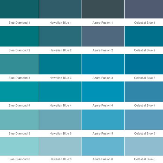 Crown Blue Melody Paint