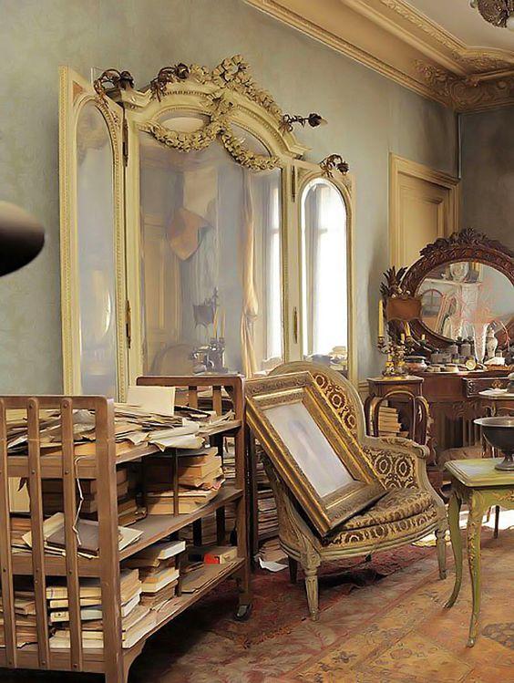 Personne n'était rentré dans cet appartement depuis 1942. Ce qu'ils ont trouvé a l'intérieur est absolument incroyable !