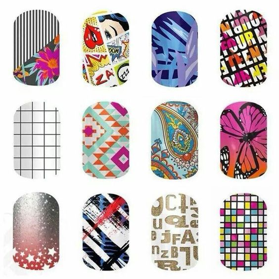 Sister's Exclusives back for Black Friday!  www.colleendonovan.jamberrynails.net