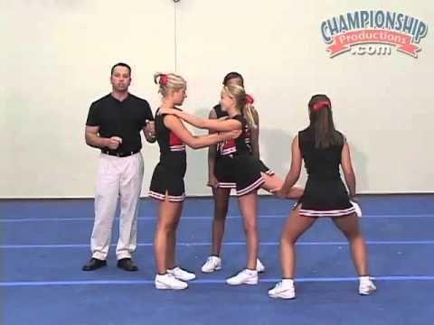 Winning it All! Volume 2 - The Basics for Partner Stunts & Transitions…