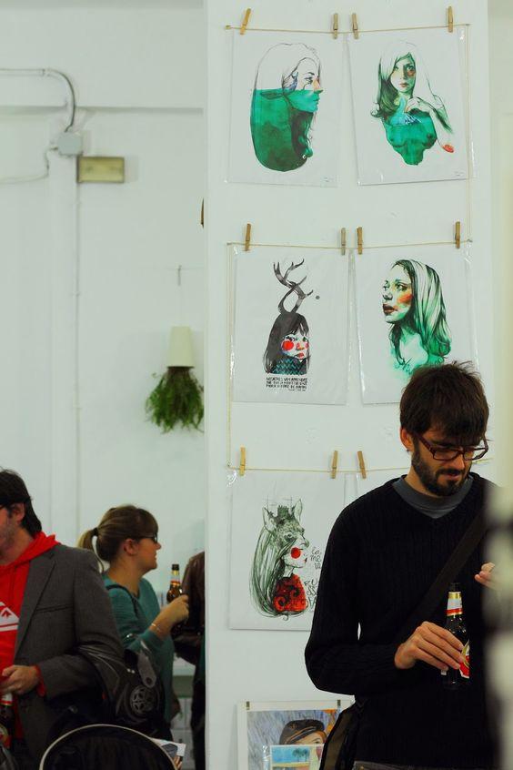 Láminas de Paula Bonet en Gnomo. www.gnomo.eu/paulabonet