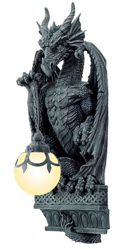 info for ff5c3 345a0 Ebros Gift Large Sculptural Night Fury Guardian Dragon Wall ...