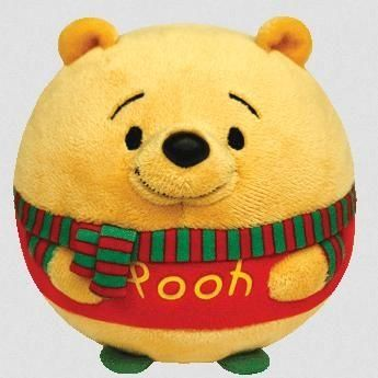 Ty Beanie Ballz Winnie the Pooh - Christmas Ty Beanies http://www.amazon.com/dp/B00F2QU3ZY/ref=cm_sw_r_pi_dp_bkUxwb1T0SMYV