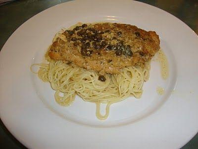 crockpot chicken picata