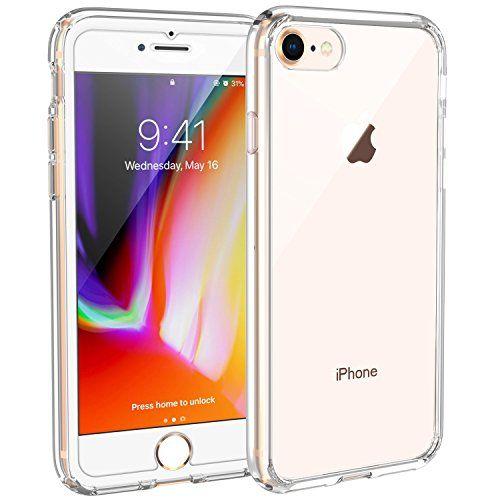 Syncwire Coque Iphone 8 7 Transparente Housse De Protection En