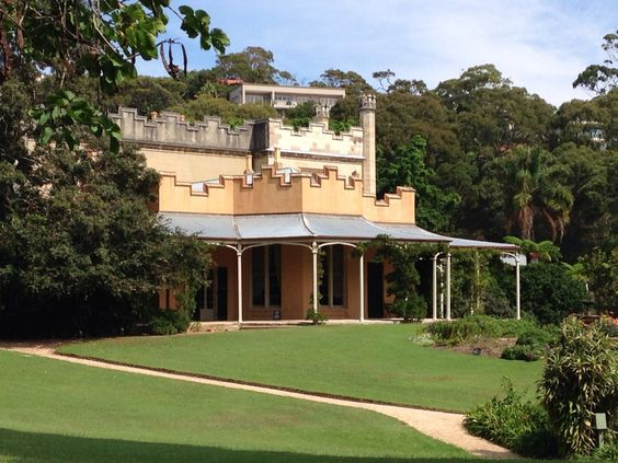 Vaucluse House in Vaucluse, NSW