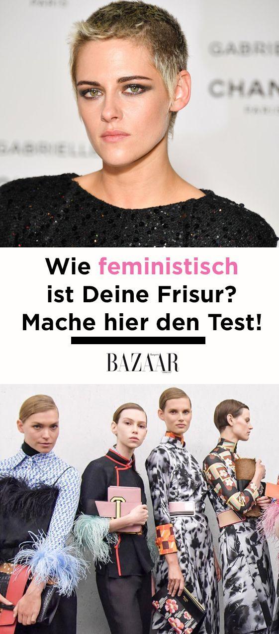 Warum Man Den Neuen Feminismus Auch An Der Frisur Erkennt Frisuren Haarclips Trendfrisuren
