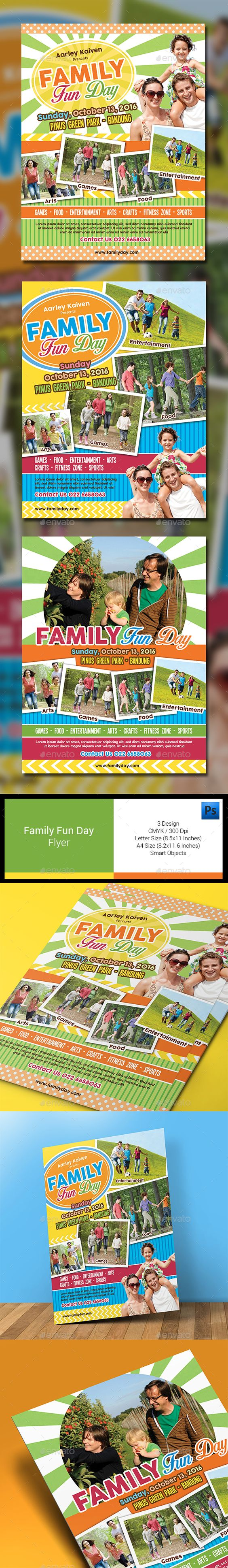 family day flyer family day flyer template and templates buy family day flyer by arifpoernomo on graphicriver this family day flyer template can be used for promote your family fun day event etc